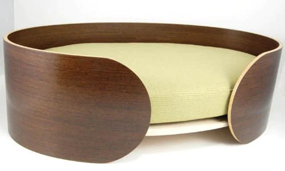 Ellipse pet bed