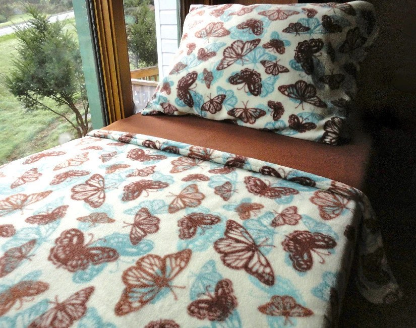 """""""Butterfly Dreams"""" for crib and toddler beds - $95"""