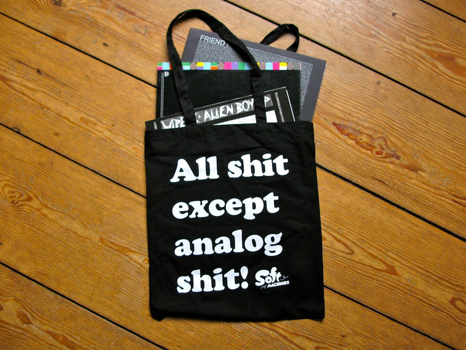 softmachines Tote Bag