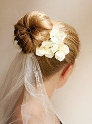 ponytails and buns simple