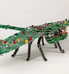 giant circuit board dragonfly be glad this thing doesn t fly 1974 vw thing wiring harness  [ 1500 x 1000 Pixel ]