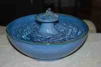 Ceramic cat fountain, handmade, foodsafe   Animals in ...