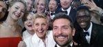 El selfie planetario de DeGeneres y otros grandes momentos de los Oscar 2014