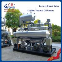 Vertical Electric Heat Conducting Oil Furnace,Heat
