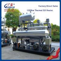 Vertical Electric Heat Conducting Oil Furnace,Heat