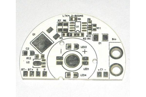 round led pcb board led printed circuit board prototype from china