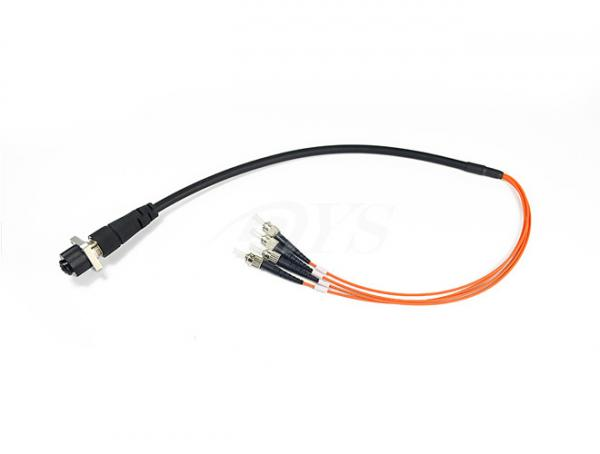 ODC-ST Fiber Optic Cable Assemblies Waterproof outdoor 4