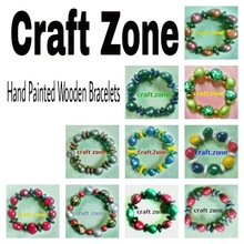 Buy Latest Wooden Bracelet From Art And Craft Zone Puri India Id 4818072