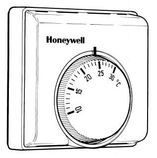 Honeywell Line Voltage Thermostat Honeywell Duct Stat