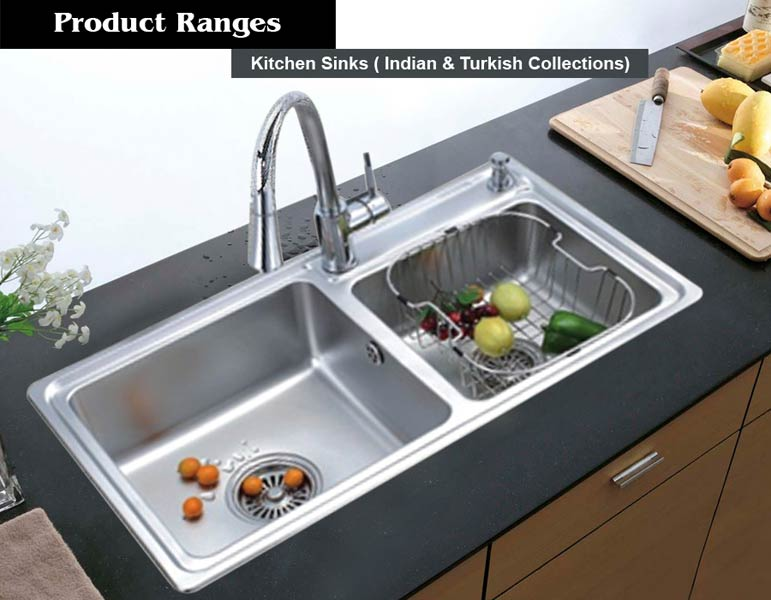 buy kitchen sink install island from eurotech baths and ltd india id