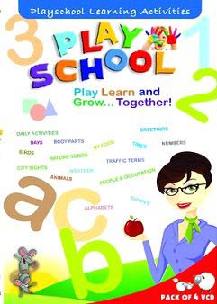 Services Pre School Pamphlet Designing In Offered By
