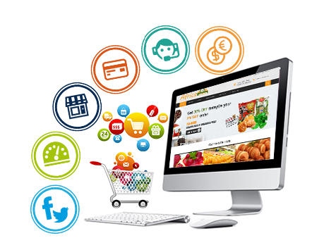Services  ecommerce development services in Mohali Offered by Solitaire Infosys Inc  ID