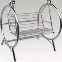 Steel Chair Jhula Revolving For Doctor Stainless Swings In Maharashtra Manufacturers And Suppliers