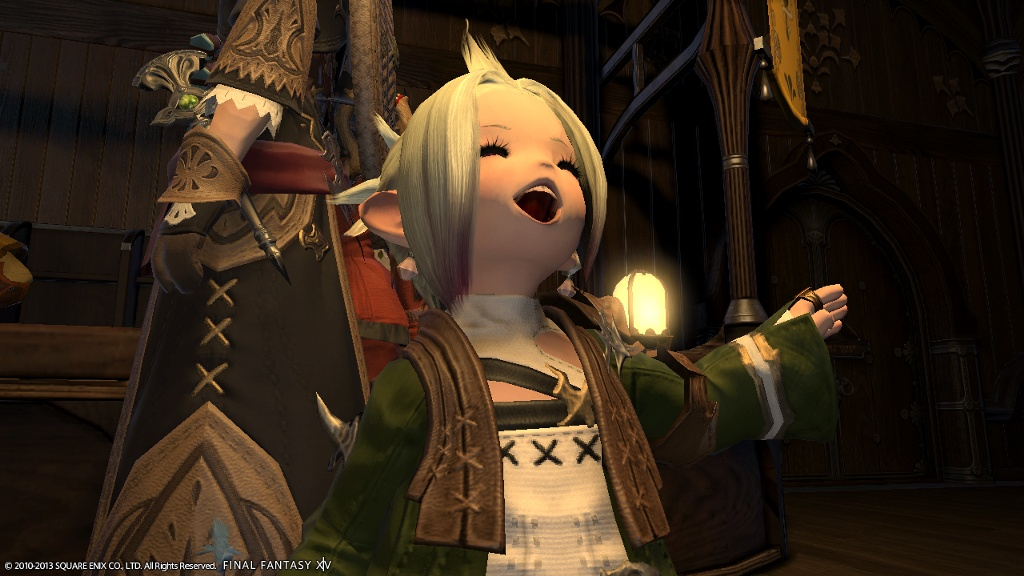 Malien Victor Blog Entry Faces Of A Lalafell Pt 2