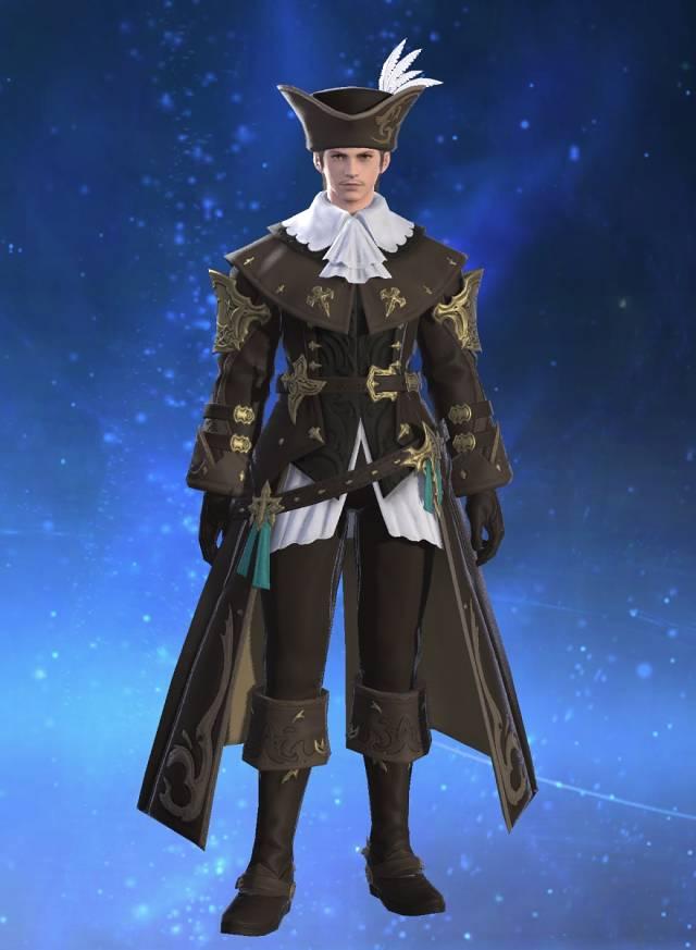 Eorzea Database Coat Of The Defiant Duelist FINAL