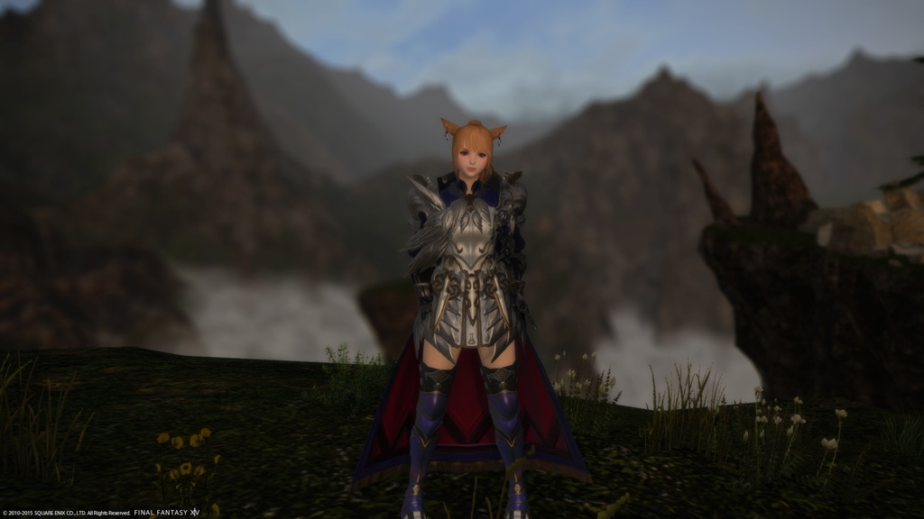 Eorzea Database Antiquated Creed Cuirass FINAL FANTASY