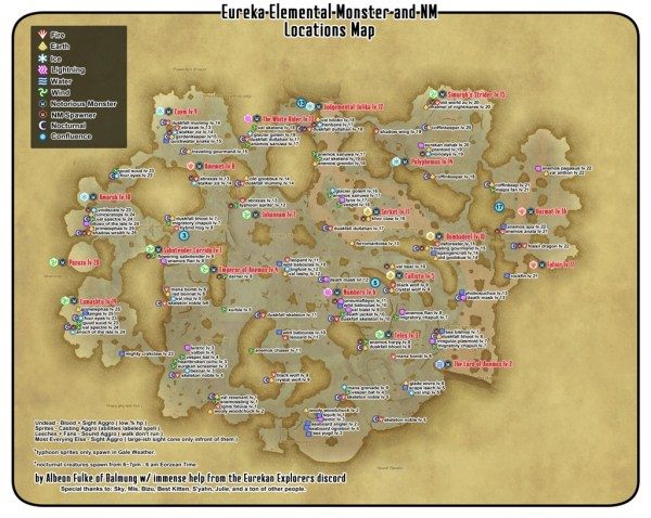 20+ Ff14 Maps Pictures and Ideas on STEM Education Caucus