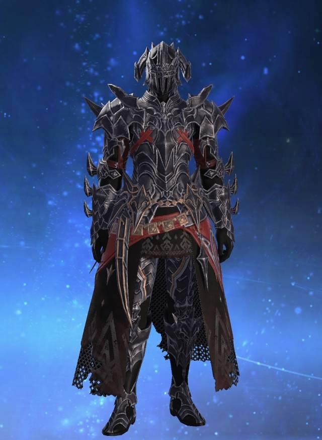 Eorzea Database Chaos Cuirass FINAL FANTASY XIV The