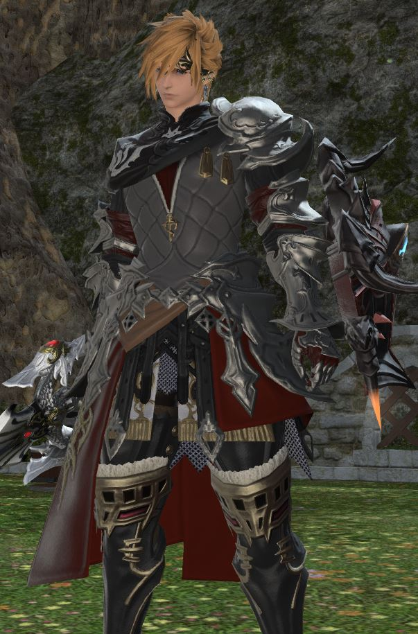 Eorzea Database Dravanian Coat Of Fending FINAL FANTASY
