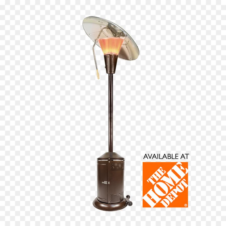 calentadores de patio home depot