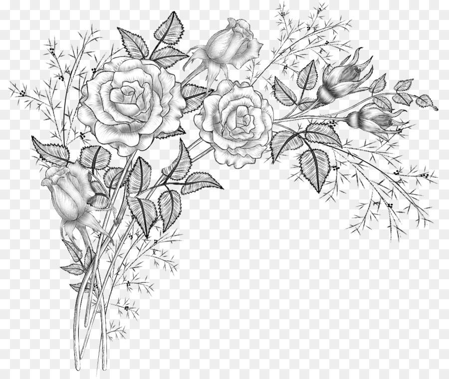 рисунок, искусство, цветок