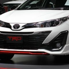 Toyota Yaris Trd Sportivo 2018 Price Grand New Avanza Youtube Will This Sportier Version Launch In India