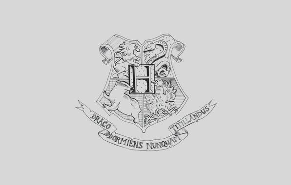 Wallpaper magic, protection, glasses, Harry Potter, scar