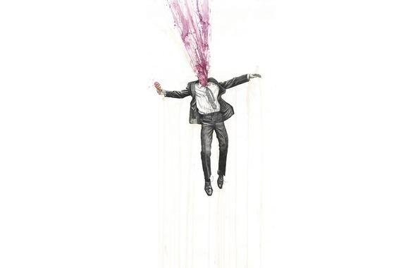 Wallpaper figure, paint, Joker, costume, art, Joaquin