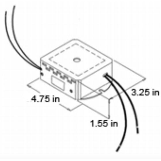 Futura FET-300W-12V-AC, 300w, 12v output, 120v input