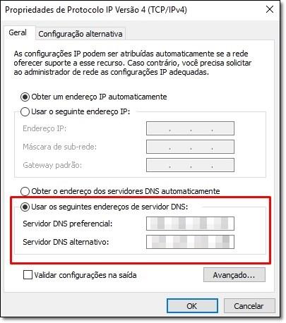 DNS do Google está fora do ar no Brasil