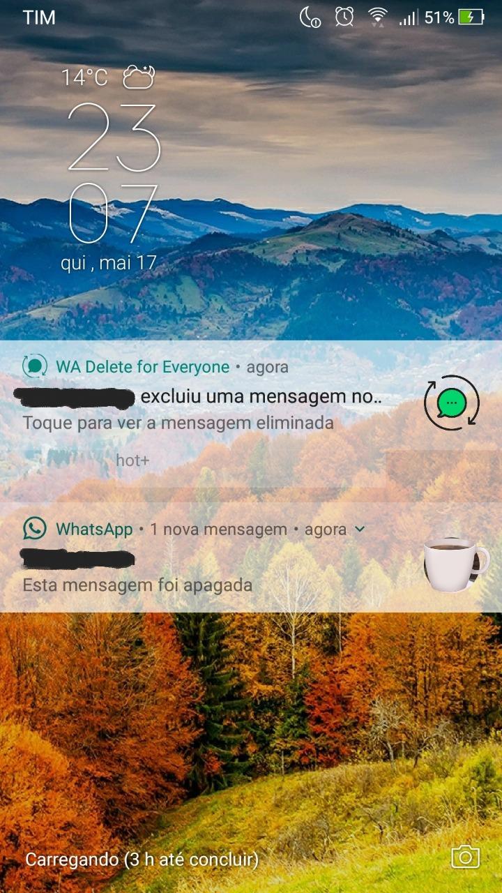 9 18105707163056 - Como recuperar as mensagens de WhatsApp que foram apagadas por quem enviou