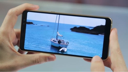 Samsung Galaxy A8+ review