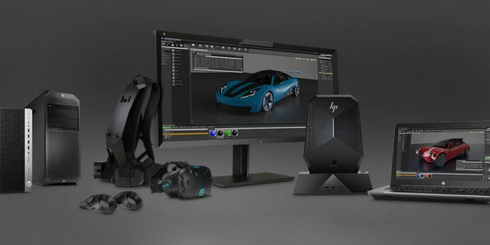 HP | Empresa anuncia novo headset VR de alta resolução