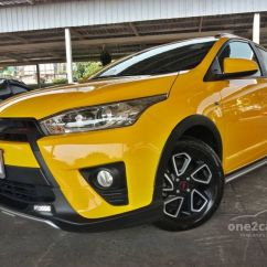 New Yaris Trd 2017 Cover Mobil Grand Avanza Toyota Sportivo 1 2 In กร งเทพและปร มณฑล Automatic Hatchback