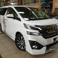 Harga Mobil All New Vellfire Kijang Innova Spesifikasi Jual Toyota 2017 G 2 5 Di Jawa Timur Automatic Van Wagon
