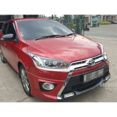 Toyota Yaris Trd Sportivo Cvt Interior Grand New Avanza 1.3 G A/t Jual Mobil 2016 1 5 Di Jawa Barat Hatchback