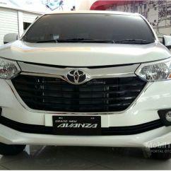 Grand New Avanza G 1.3 Putih Aksesoris 2018 Jual Mobil Toyota Basic 1 3 Di Jawa Barat Manual Mpv
