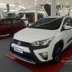 Toyota Yaris Trd Heykers Uae Jual Mobil 2017 Sportivo 1 5 Di Jawa Timur Hatchback