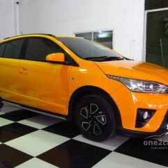New Yaris Trd 2017 All Camry 2019 Toyota Sportivo 1 2 In ภาคอ สาน Automatic Hatchback