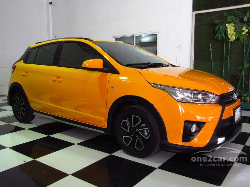 all new yaris trd sportivo 2017 toyota agya 1 2 in ภาคอ สาน automatic hatchback