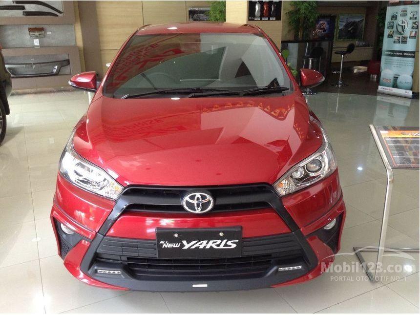 toyota yaris trd merah harga grand new avanza veloz 2015 jual mobil 2017 sportivo 1 5 di dki jakarta hatchback