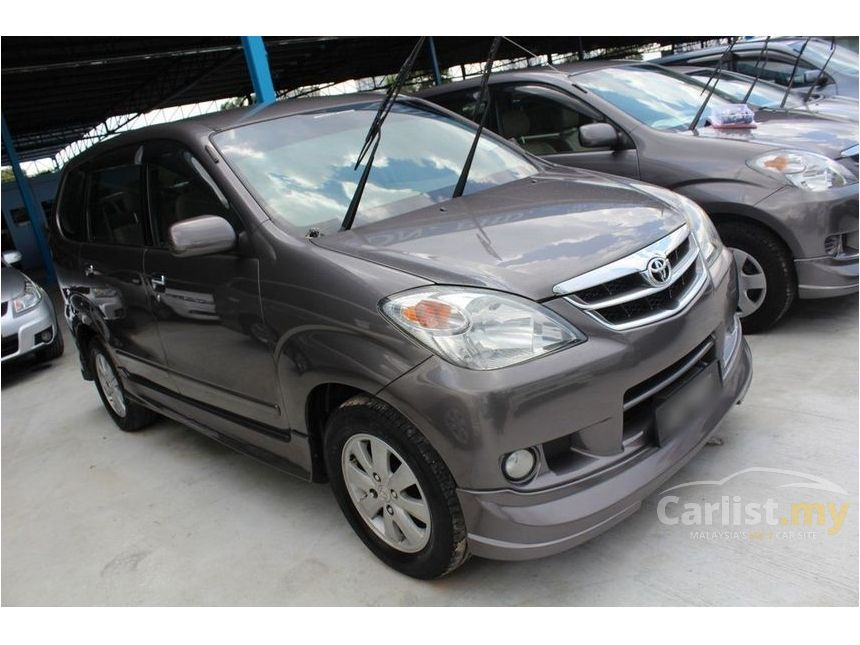 xe toyota grand new avanza 2017 harga 2008 g 1 5 in johor automatic mpv grey for rm 27 800
