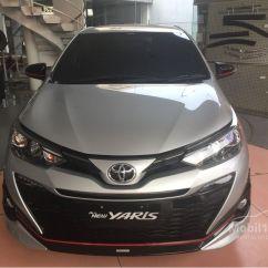 Harga New Yaris Trd 2018 Toyota Parts Jual Mobil Sportivo 1 5 Di Dki Jakarta Manual Hatchback