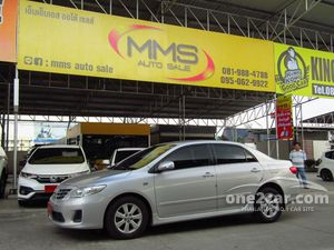 all new corolla altis vs civic harga kijang innova 2017 mms auto sale one2car found 5 cars results for in thailand 2013 toyota 1 6 ป 08 13 g sedan at