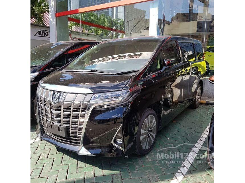 all new alphard 2018 harga grand avanza 2015 type g jual mobil toyota 2 5 di dki jakarta automatic van wagon
