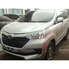 Grand New Avanza Type E 2018 Karpet Jual Mobil Toyota 1 3 Di Dki Jakarta Manual Mpv Silver