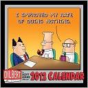 2012 Dilbert Wall Calendar