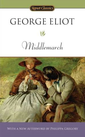 Currently Reading: Middlemarch by George Elliot