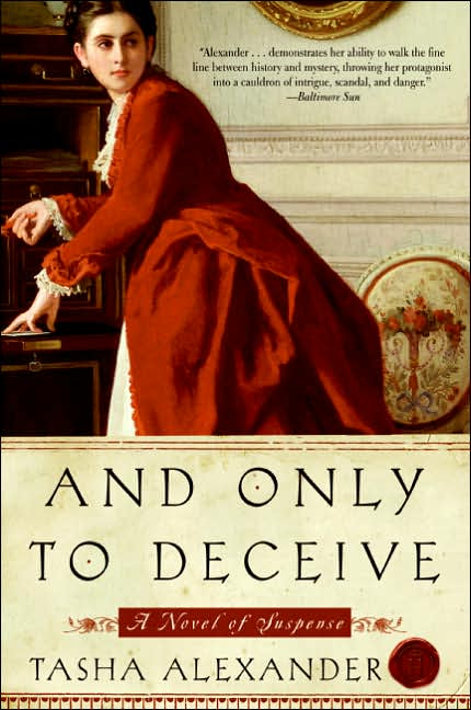 And Only to Deceive (Lady Emily Series #1)