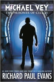 Michael Vey: The Prisoner of Cell 25 by Richard Paul Evans: Book Cover